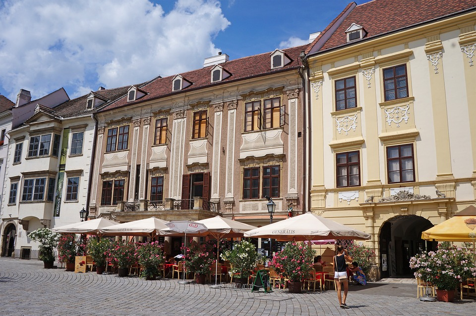 Sopron - incontournables de Hongrie