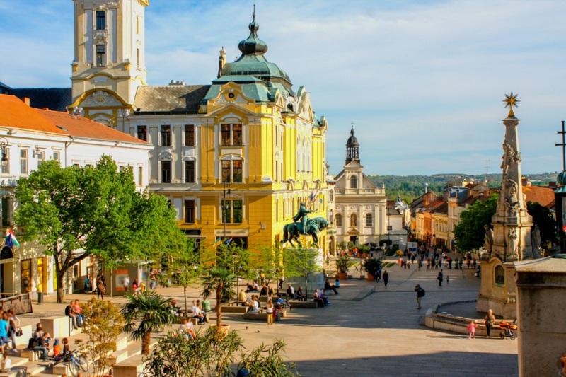 Pecs - incontournables de Hongrie - URALISTAN