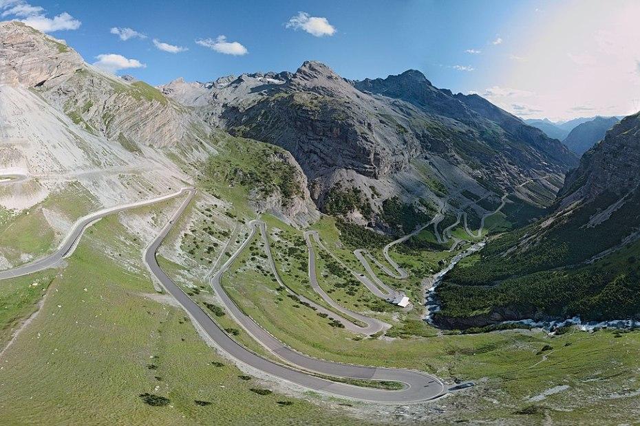 Col du Stelvio - Incontournables Italiens, Voyage au Nord de l'Italie