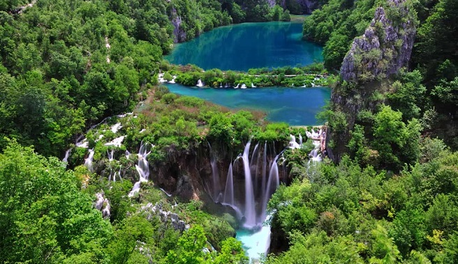 Lacs des Plitvice - Incontournables Croates, Voyage en Croatie