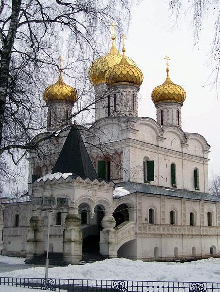 Anneau d'or - Incontournables russes, Voyage en Russie