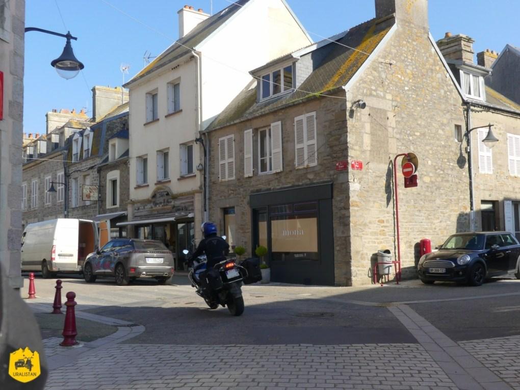 "Saint Vaast la Hougue, ""Cotentour"", Road trip en Normandie - URALISTAN"
