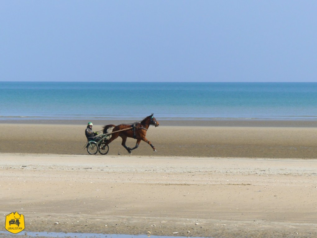"Utah beach, ""Cotentour"", Road trip en Normandie - URALISTAN"