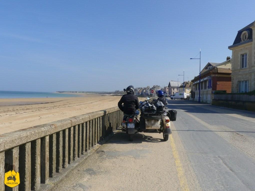 """Omaha beach, """"Cotentour"""", Road trip en Normandie - URALISTAN"""