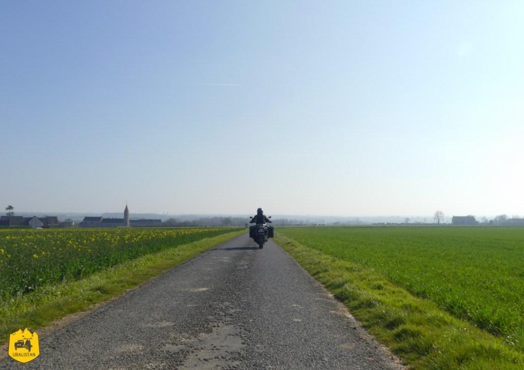 """""""Cotentour"""", Road trip en Normandie - URALISTAN"""