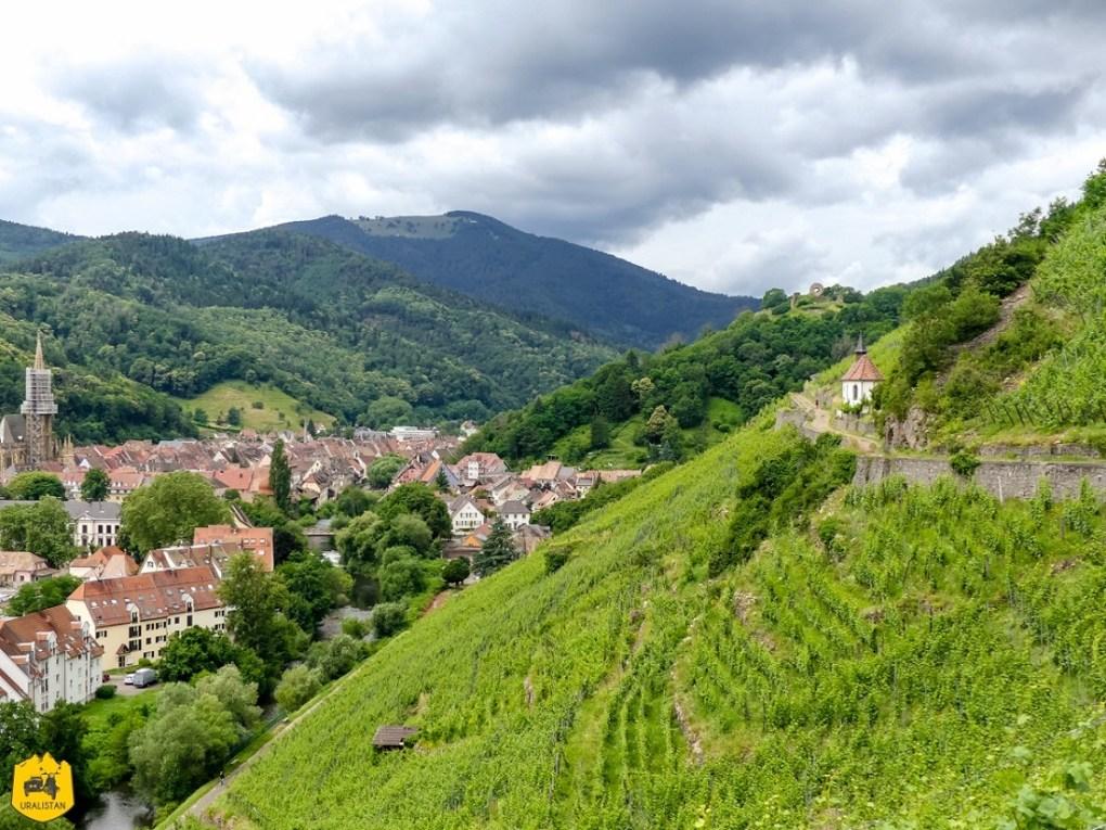 Rangen - Voyage moto dans les Vosges sud et en Alsace - URALISTAN