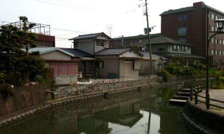 야나가와 뱃놀이 길