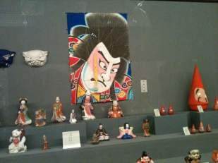 일본 향토완구 박물관, 일본 전통 연 (日本郷土玩具博物館, 伝統的な凧)