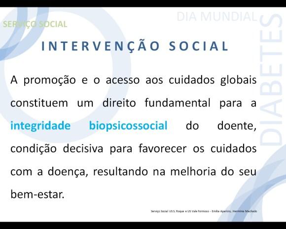 Intervenção social DMD