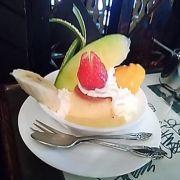 グレーテルのかまど プリンアラモードのレシピ!横浜発祥有名ホテル