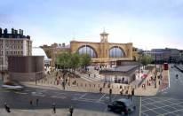 """Londres (Royaume-Uni) par Stanton Williams dans le cadre du """"Southern Concourse"""""""