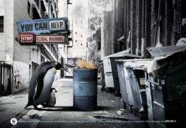 Pingouins dans les ruelles