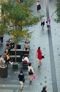 Pitt-Street-Mall- Sydney