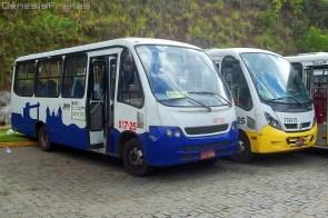 Veículo do serviço Minibus