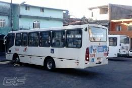 A empresa é a única na capital baiana a ter em sua frota veículos da categoria Midi-Ônibus. Eles foram trazidos da matriz da empresa em Garanhuns.