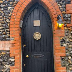 Broadstairs Bleak house entree