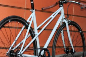 Retro bellitanner bike