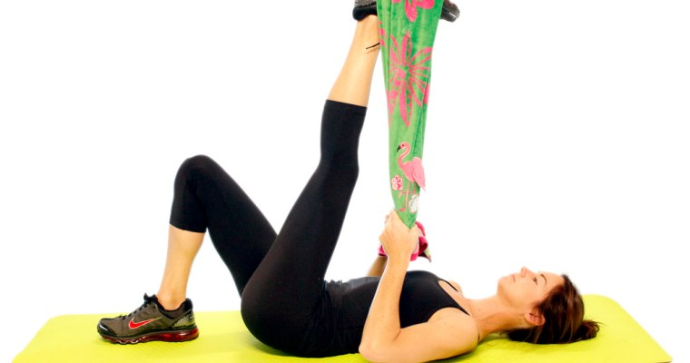 Exercícios sem sair da cama