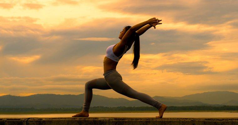 Yoga ao ar livre em Lisboa