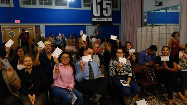 Manhattan Short Voting.JPG