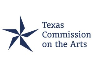 Texas Commision on the Arts Logo