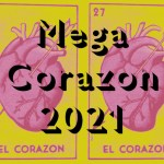 Mega Corazon flyer