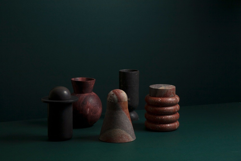 Monolith Series by Rodrigo Bravo (Chile)