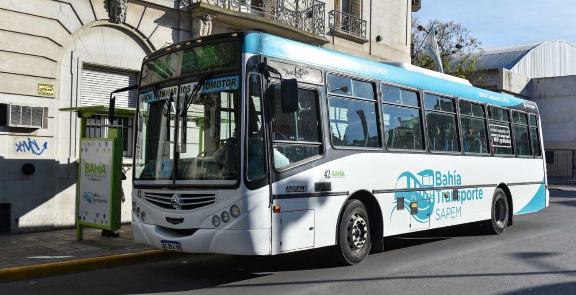 Transporte público: se reforzarán las medidas de cuidado sanitario