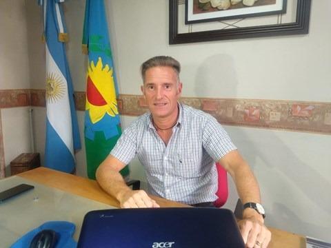Claudio Martini titular de la Jefatura Regional Nº22 de educación