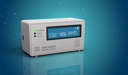 La Universidad Nacional de Hurlingham desarrolló un medidor de aire que se usará en las escuelas