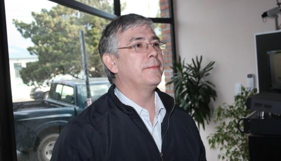 Julio Gutiérrez secretario general de la Unión de Personal de Seguridad de la República Argentina