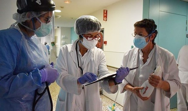 Demanda de atención médica en pandemia