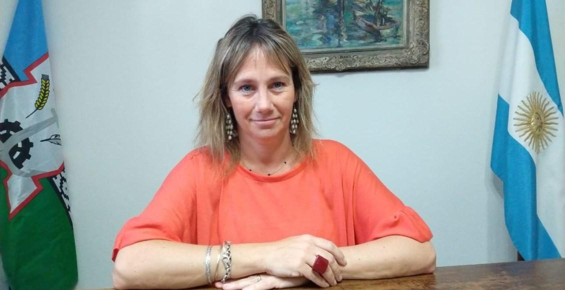 Julieta Conti Jefa Distrital de Educación