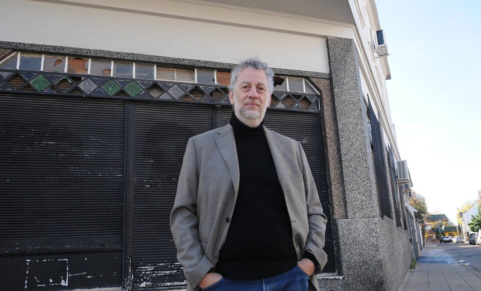 Daniel Feierstein sociólogo
