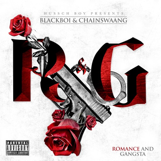 Blackboi x ChainSwaang - R&G (front)