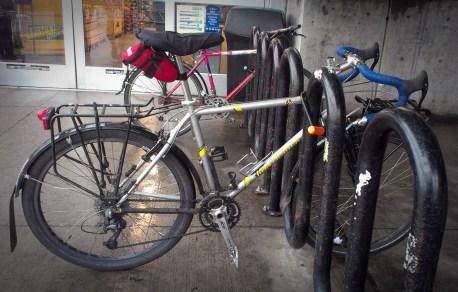 Bontrager drop-bar mountain bike