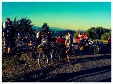 Atop Powell Butte, Country Bike Ramble