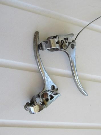 Raleigh brake levers