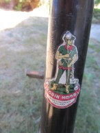 Robin Hood men's three speed, 23 inch frame, needs lotsa work