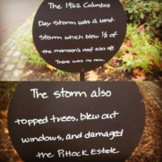 signs-about-the-columbus-day-storm-of-1962-at-pittock-mansion-columbusdaystorm-pittockmansion_29938190064_o