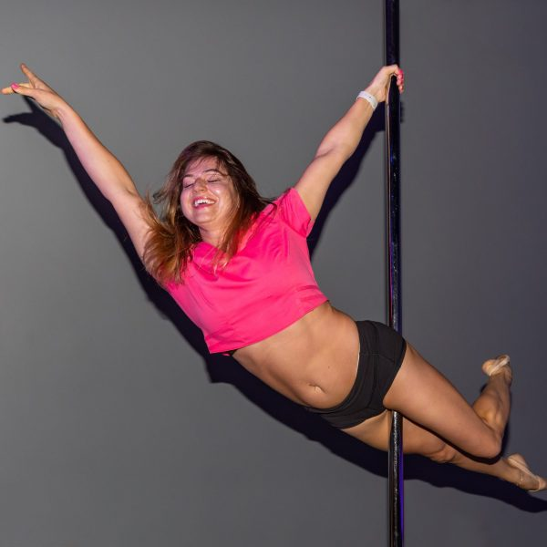 Pole Fitness Class at Urban Aerial Fitness