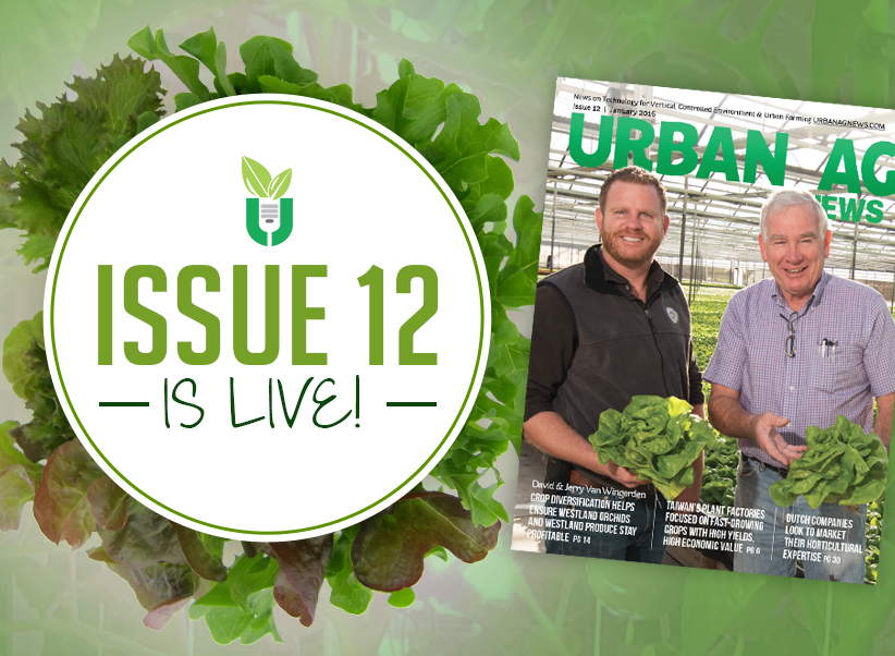Urban Ag News Issue 12