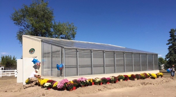 Colorado Aquaponics and Ceres Greenhouse Solutions Announce ... on small vegetable greenhouse, small solar greenhouse, micro aquaponics greenhouse, easy aquaponics greenhouse, private aquaponics greenhouse,