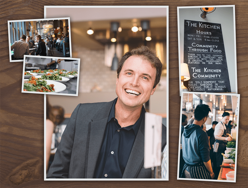 Kimbal Musk Is Spreading A Community Through Food