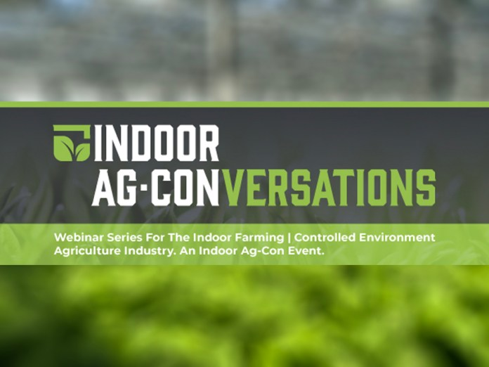 Farm Tech Society, Indoor Ag-Con partner to present 'Future of Farming   Educating the next generation to make CEA scalable'