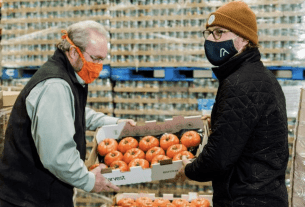 AppHarvest-tomato-donation