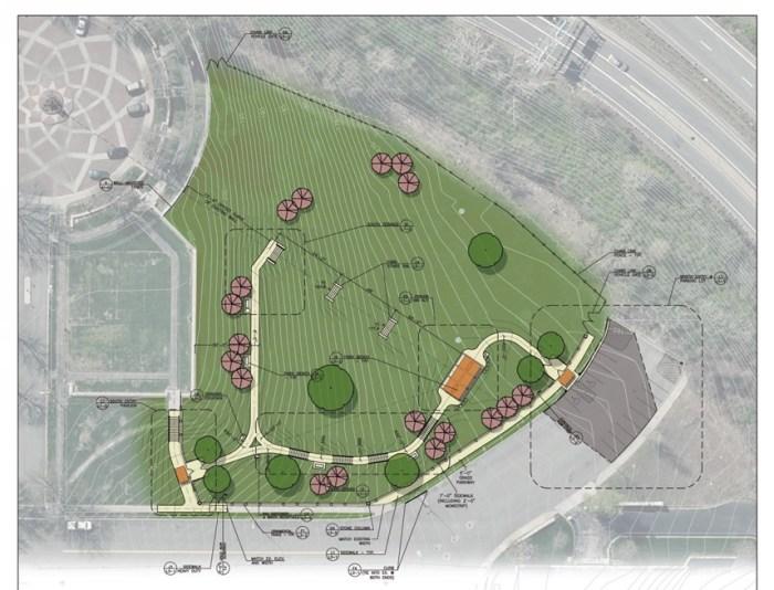 Dog Park Plan