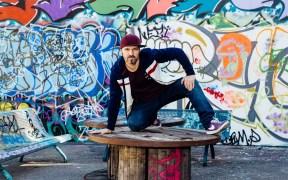 Interview Renald hip hop