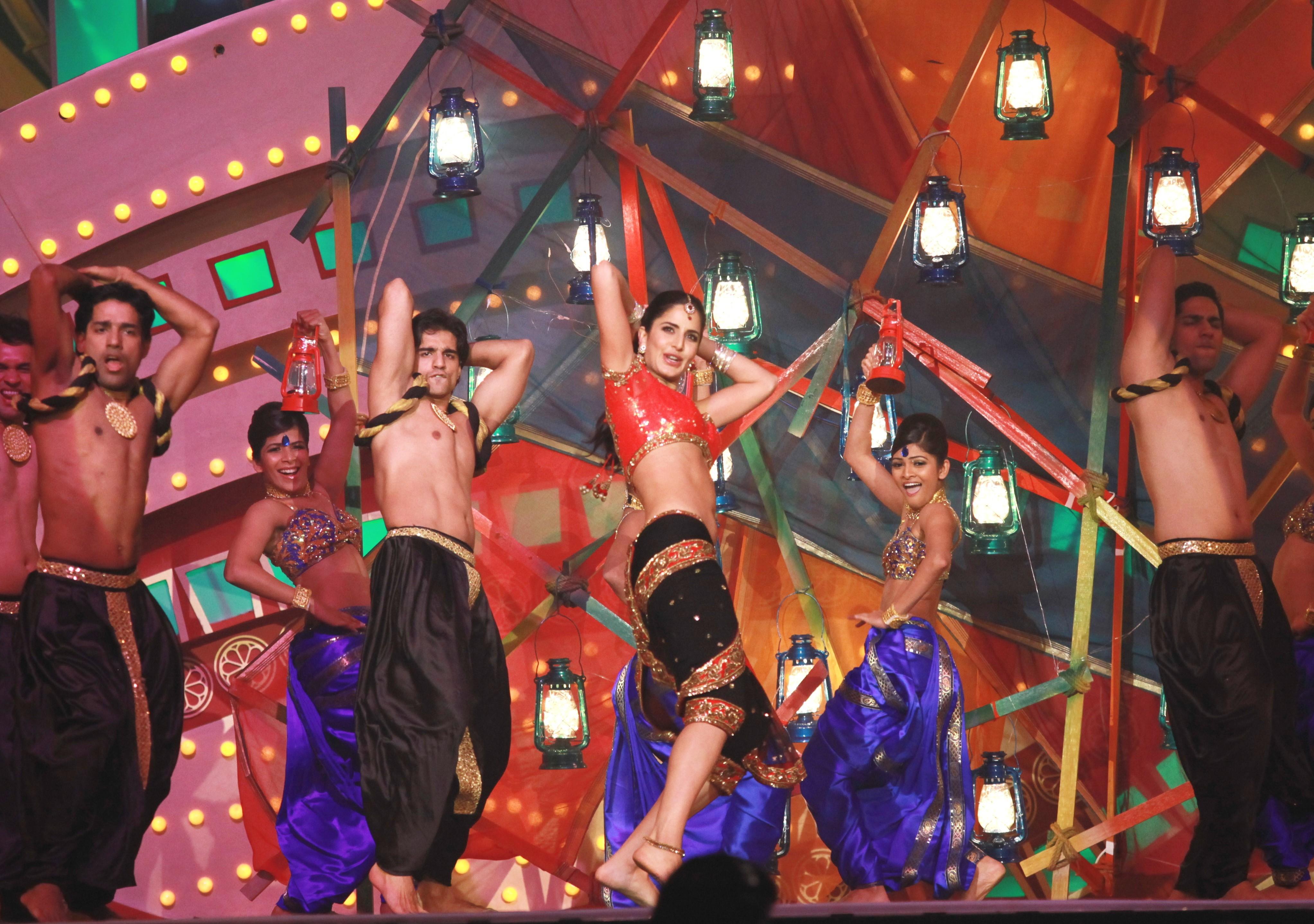 Chikni Chameli comes alive with Katrina's performance