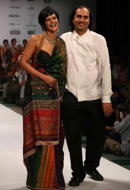 Mandira Bedi chooses Satya Paul yet again!